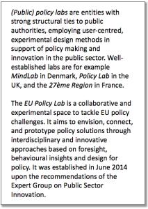Policy Lab description 2