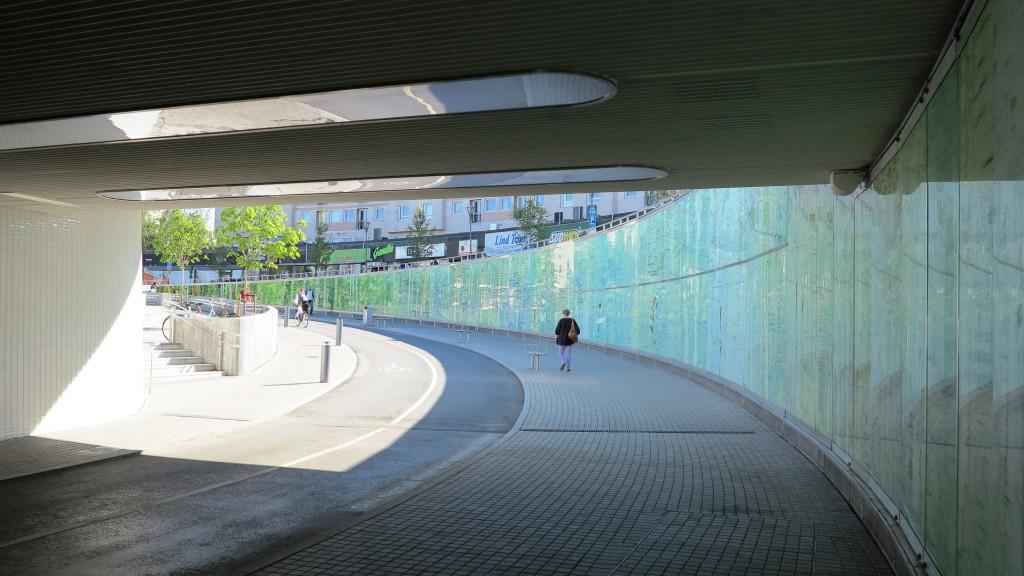 Lev tunneln uppgång centrum Foto Jennie Brandén