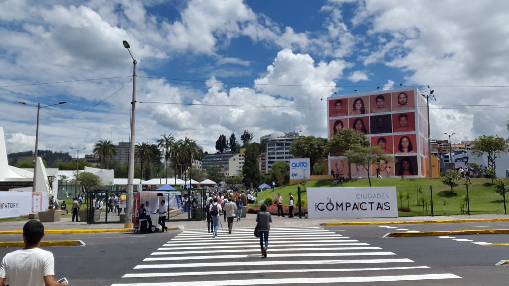 Quito conference HABITAT III