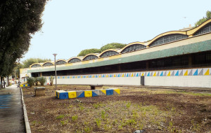 TUTUR project in the Viale Adriatico Market, Rome, Photo (c)Eutropian