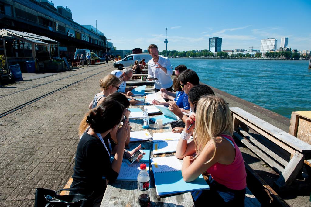 URBACT Summer University Rotterdam