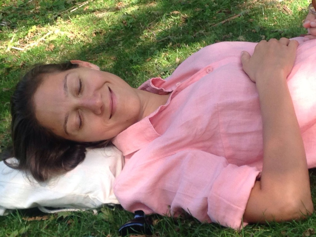 USU rest smile Simina